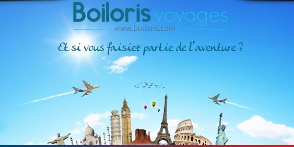 Boiloris voyages